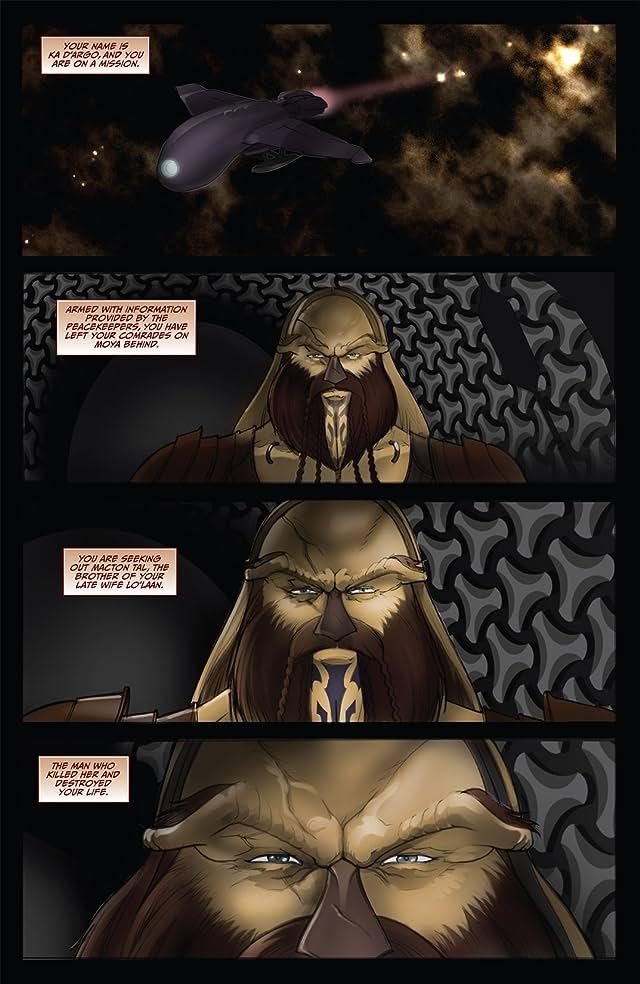 Farscape: D'Argo's Trial Vol. 2 #2 (of 4)