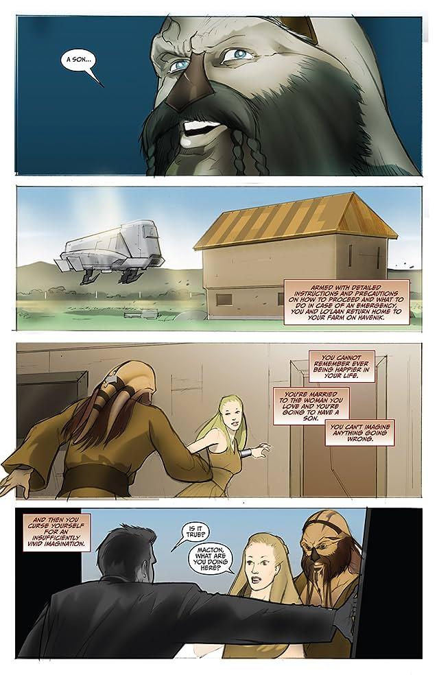 click for super-sized previews of Farscape: D'Argo's Trial Vol. 2 #2