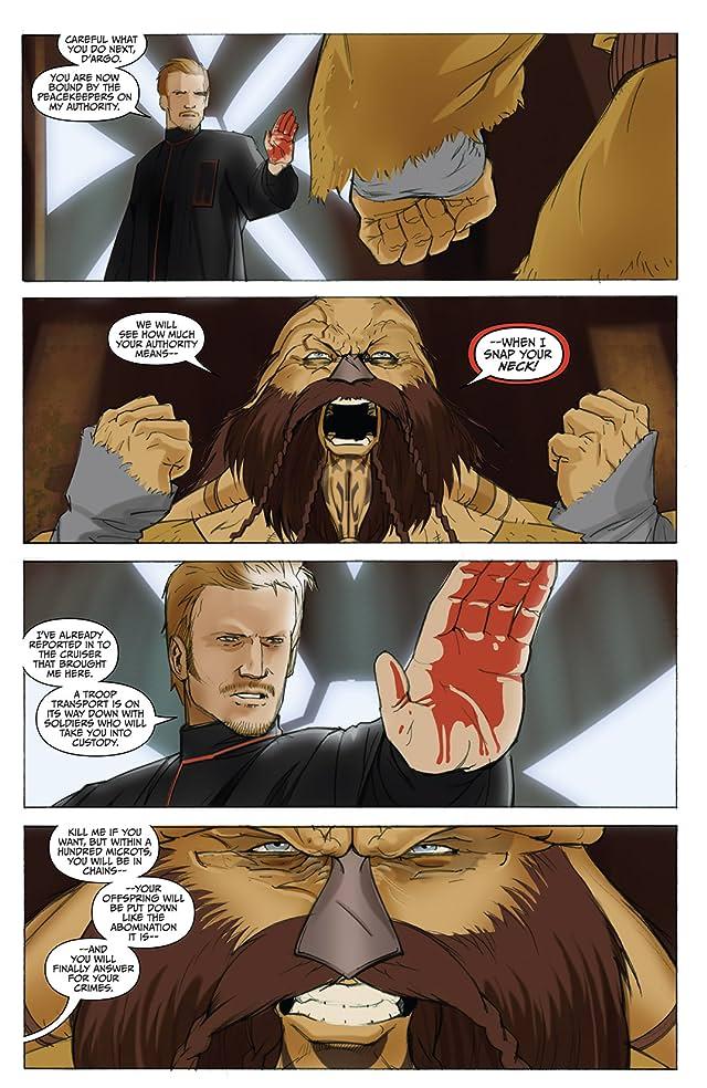 Farscape: D'Argo's Trial Vol. 2 #3 (of 4)