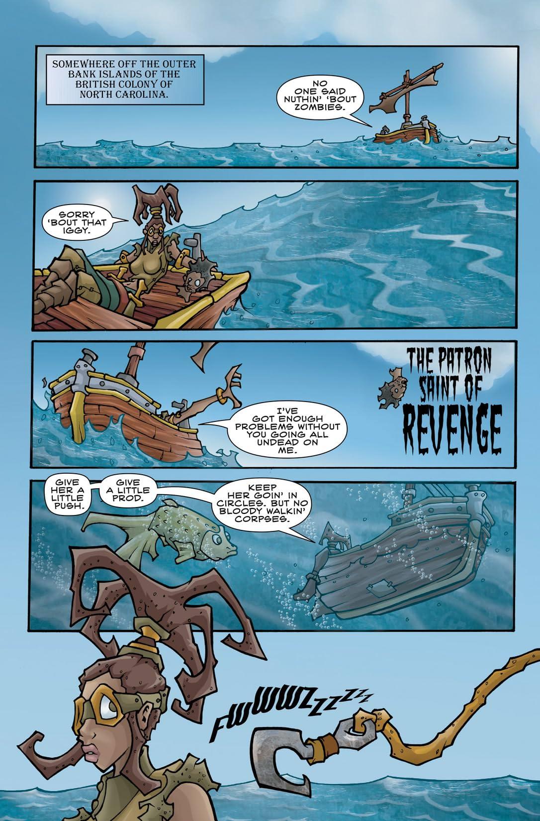 The Blackbeard Legacy #4