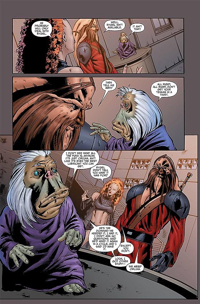 Farscape: D'Argo's Lament Vol. 1 #1 (of 4)