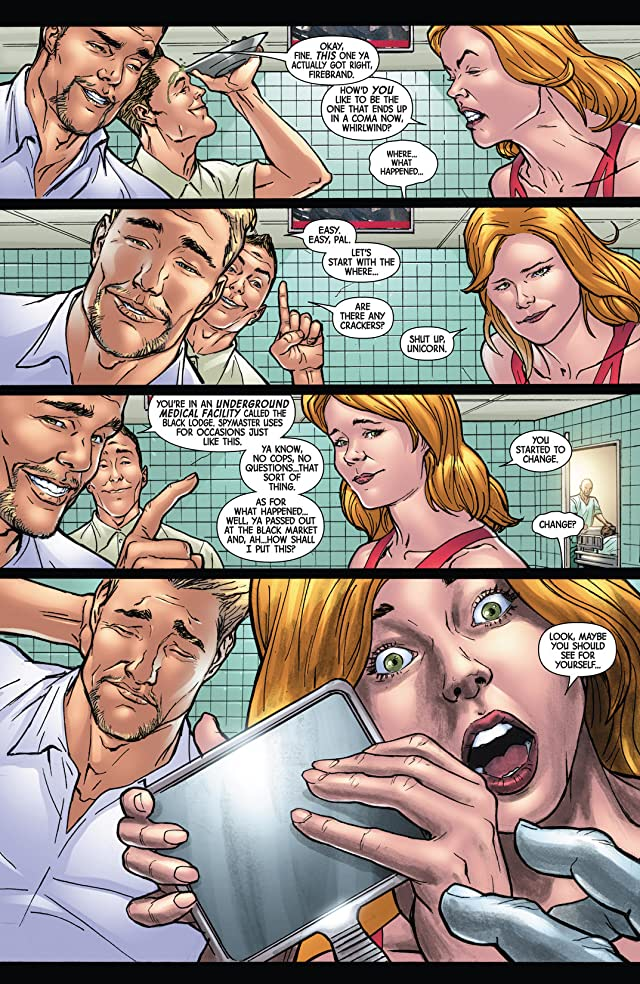 click for super-sized previews of Infinity: Heist #2