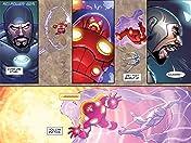 Iron Man: Fatal Frontier Infinite Comic #3