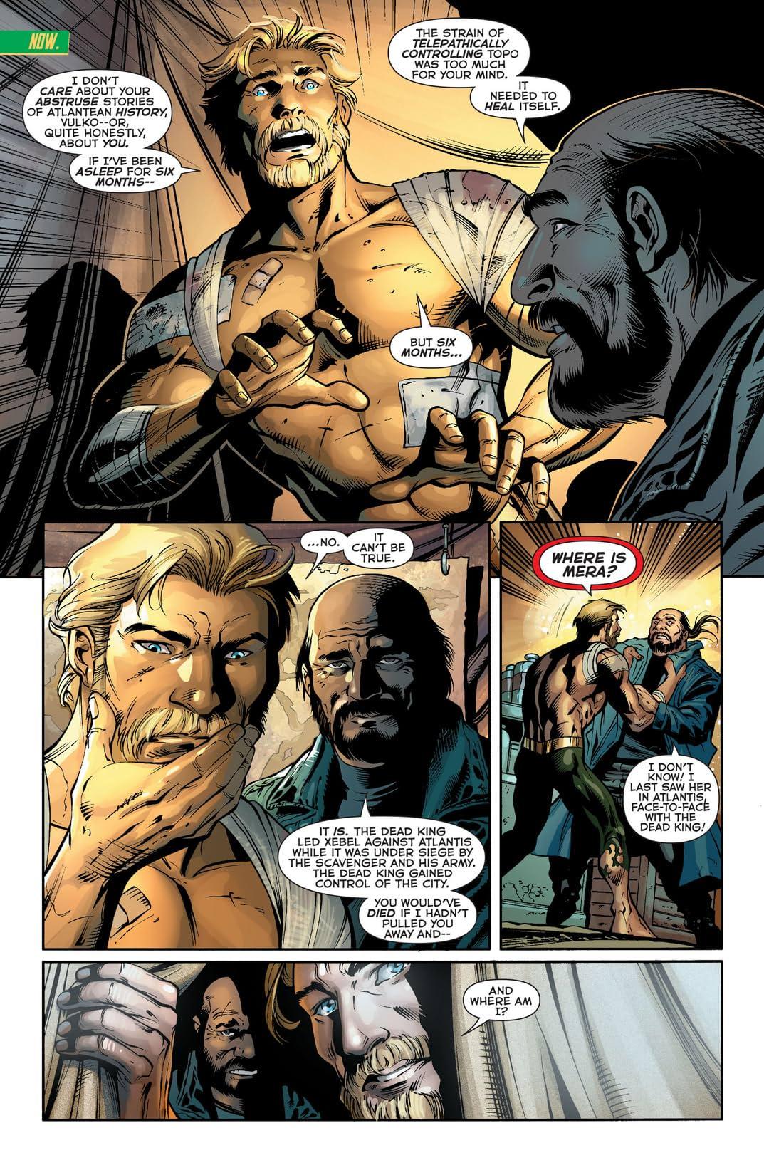 Aquaman (2011-2016) #24