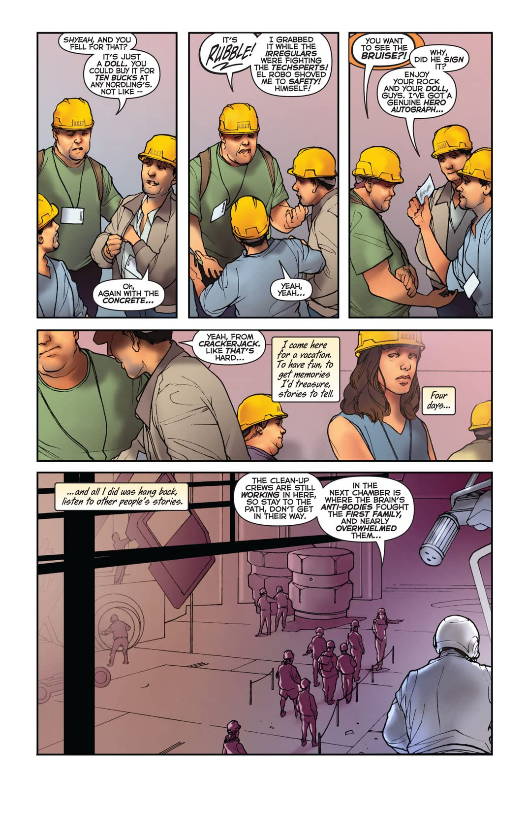 Astro City: A Visitor's Guide