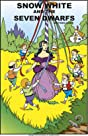 click for super-sized previews of Classics Illustrated Junior #501: Snow White and the Seven Dwarfs