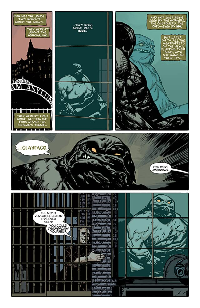 click for super-sized previews of Batman: The Dark Knight (2011-2014) #24