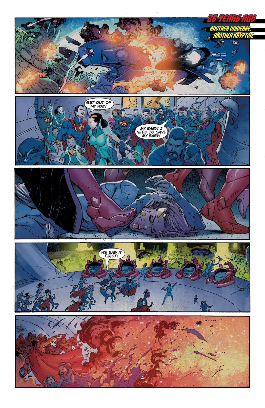 Justice League (2011-2016) #24