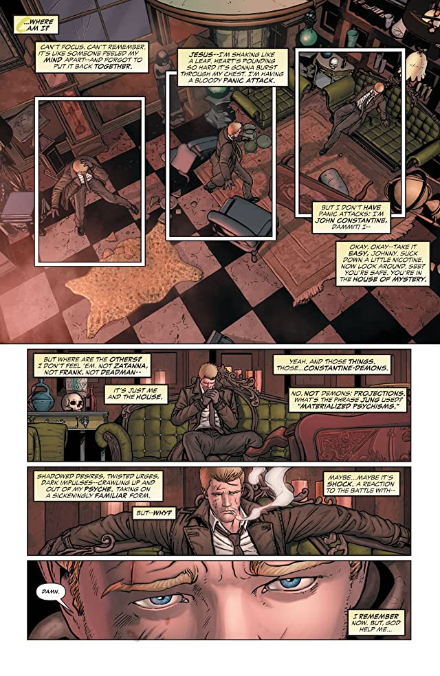 click for super-sized previews of Justice League Dark (2011-2015) #24