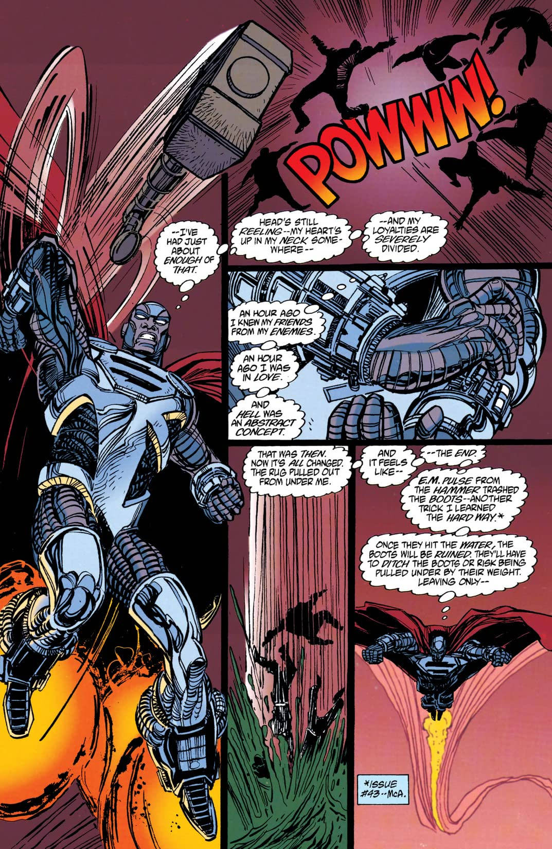 Steel (1994-1998) #52