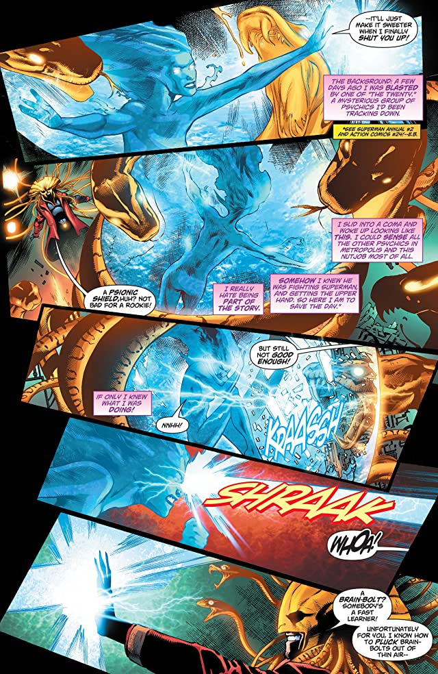 click for super-sized previews of Superman (2011-) #24