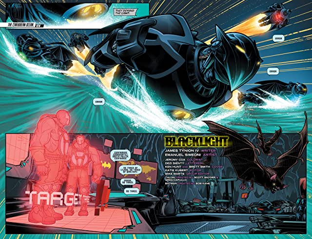Talon (2012-2014) #12
