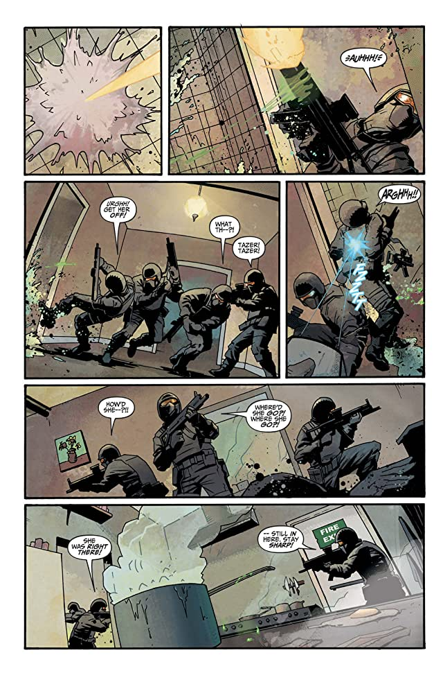 click for super-sized previews of Death Sentence #2