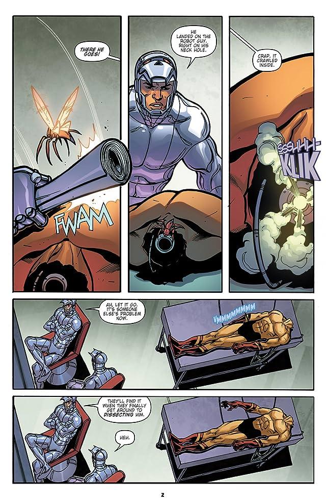 T.H.U.N.D.E.R. Agents #3