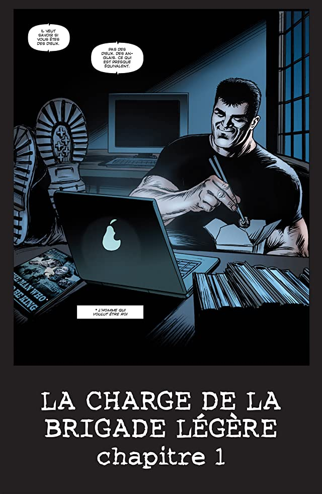 click for super-sized previews of The Boys Vol. 18: La charge de la brigade légère