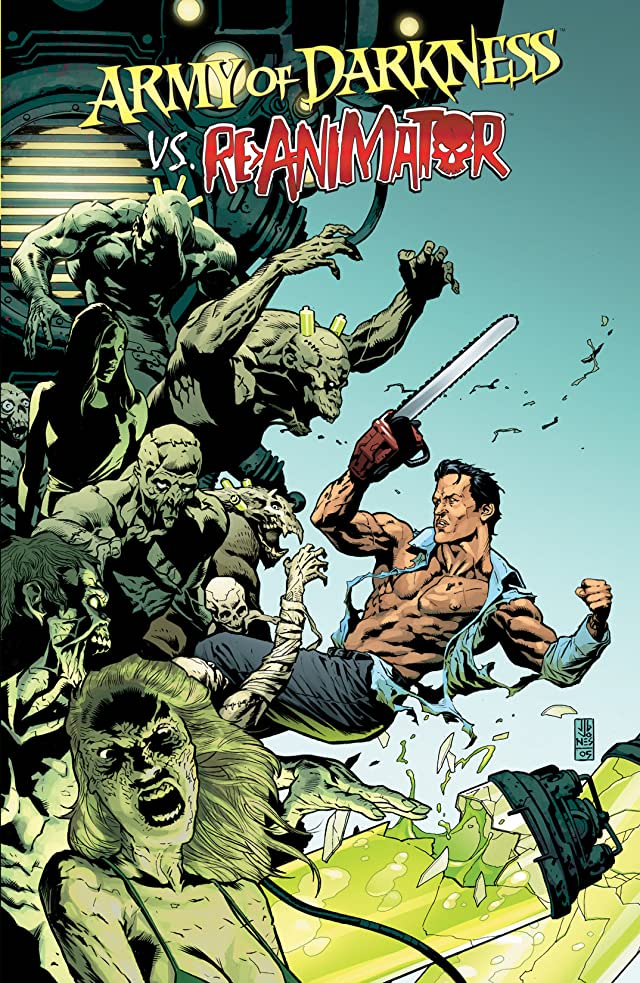 Army of Darkness vs. ReAnimator