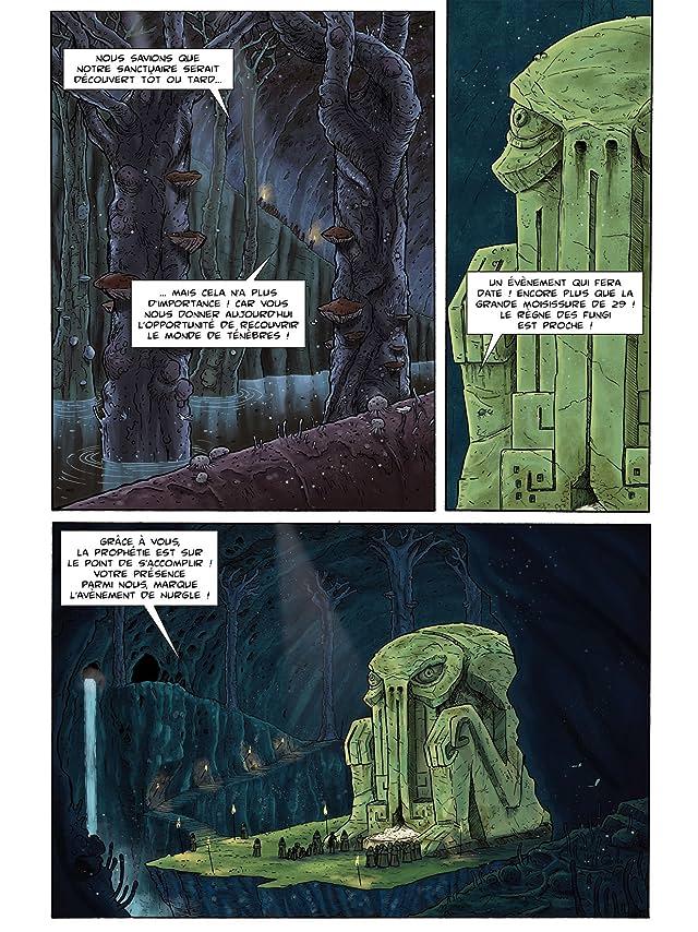 Jeanne Dark Vol. 3: Triple retour