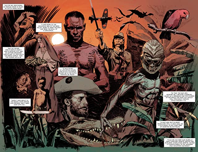 click for super-sized previews of Fever Ridge: A Tale of MacArthur's Jungle War #4 (of 4)