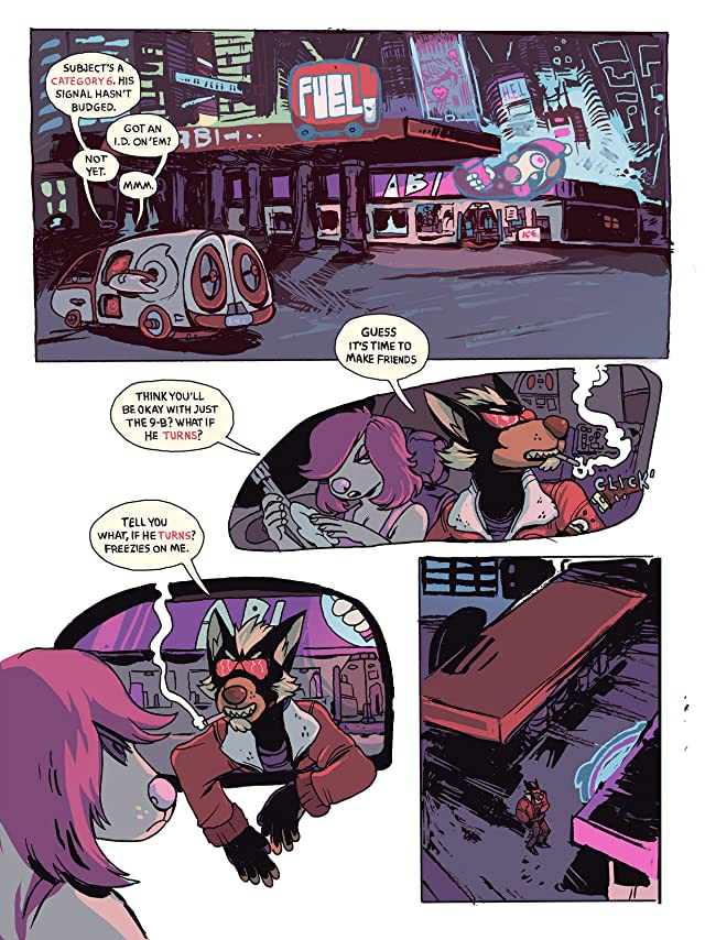 click for super-sized previews of Old Red 203X #1