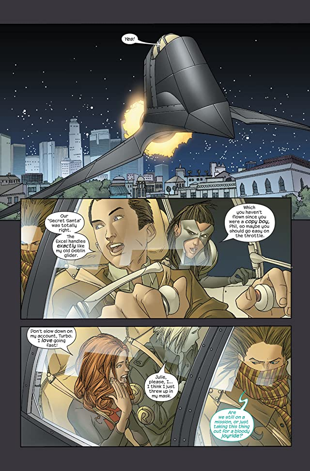 click for super-sized previews of Runaways (2005-2008) #6