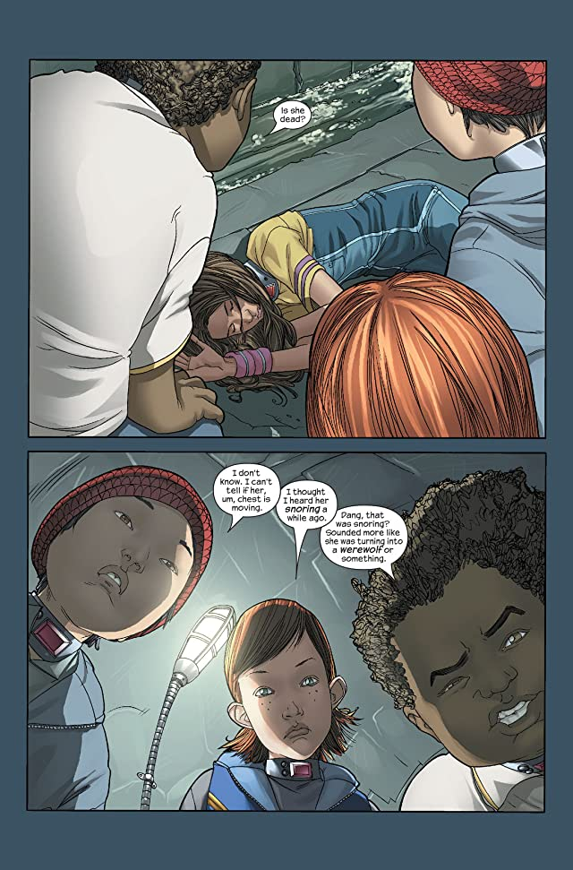 click for super-sized previews of Runaways (2005-2008) #13