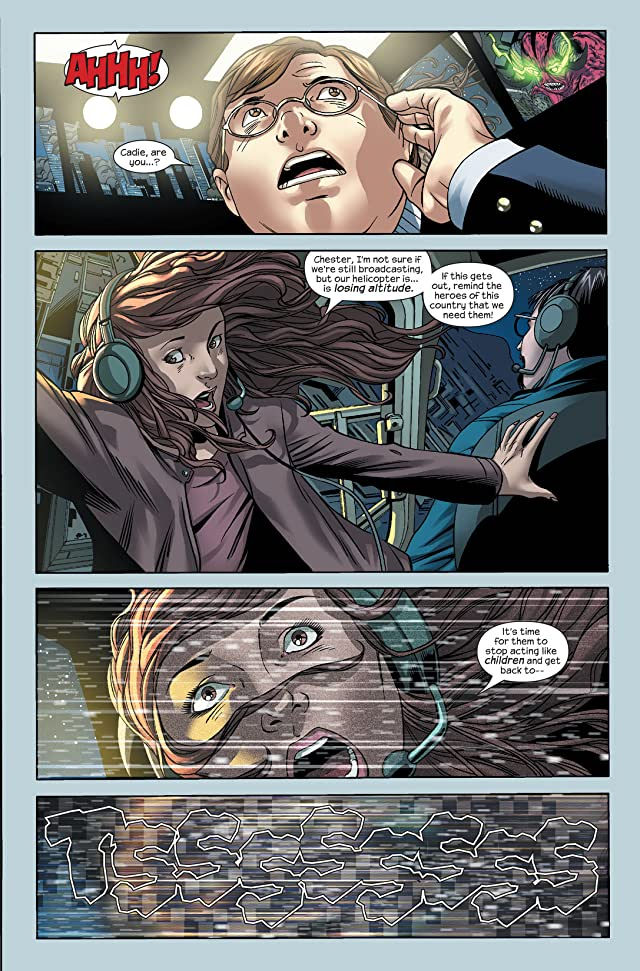 click for super-sized previews of Runaways (2005-2008) #21