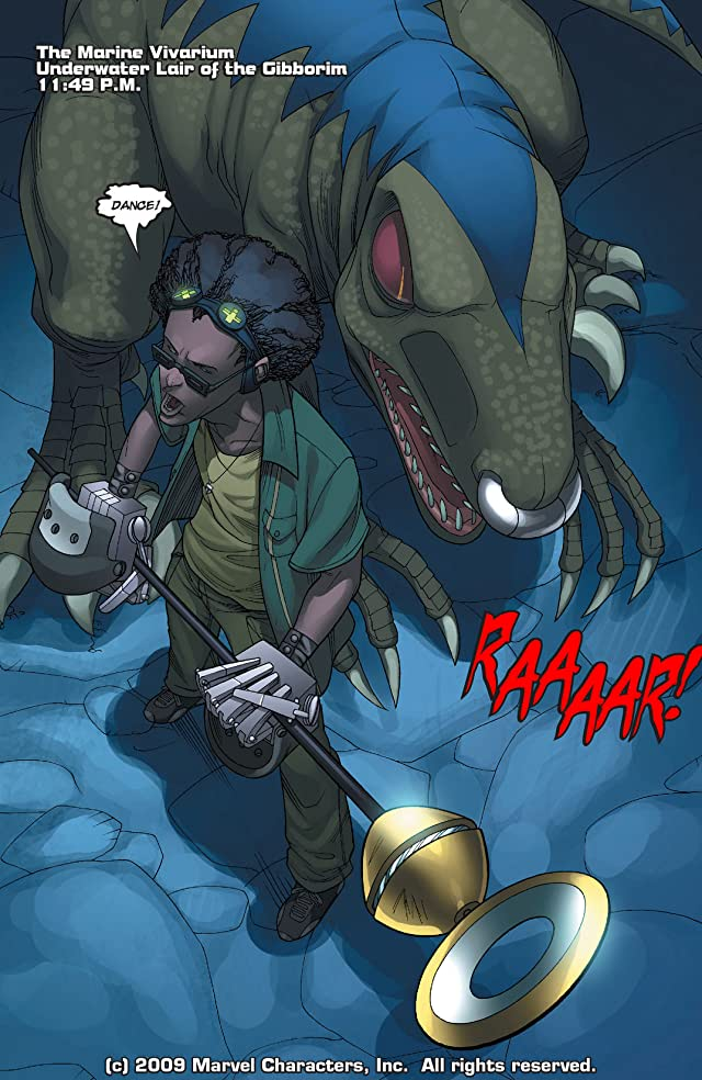 click for super-sized previews of Runaways (2003-2004) #17