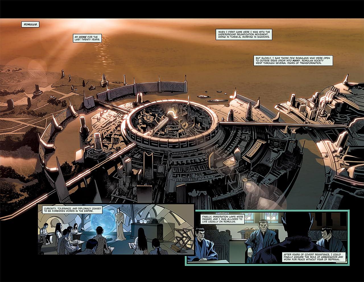 Star Trek: Countdown Vol. 1