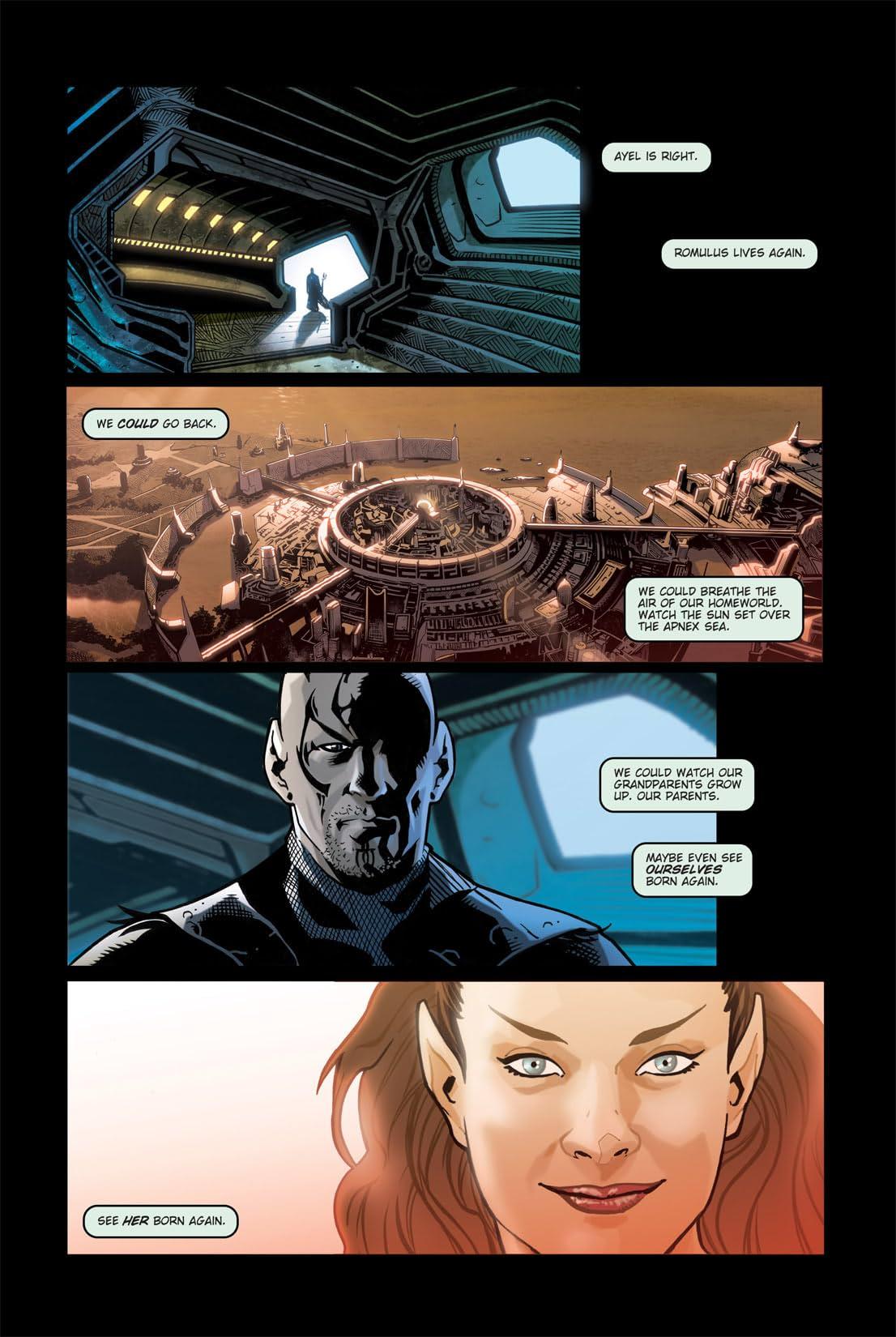Star Trek: Nero Vol. 1