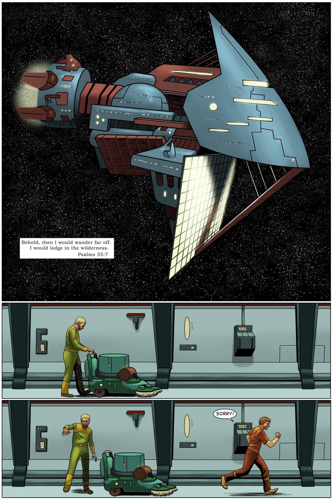 Prisoner of Space