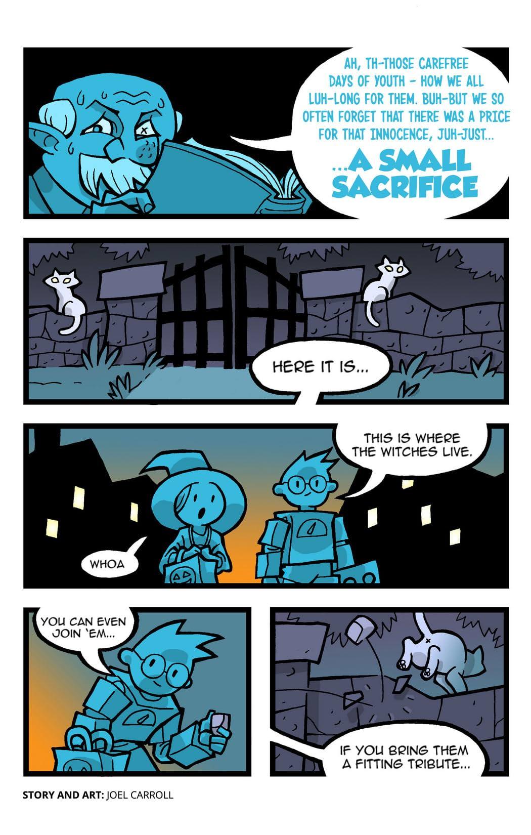 BOO! Halloween Stories #4