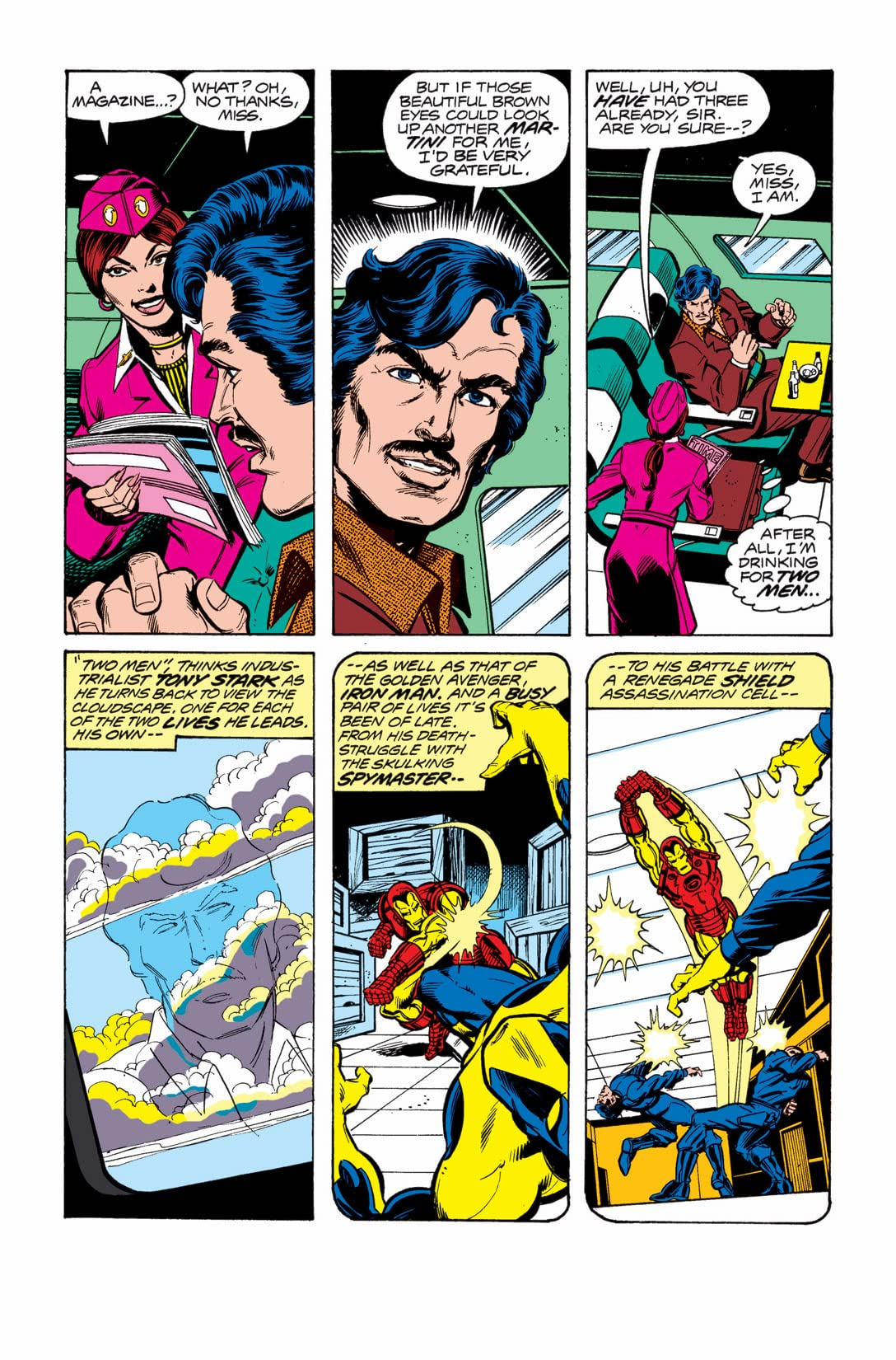 Iron Man: Demon In A Bottle