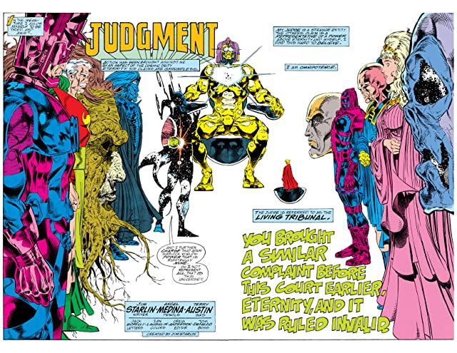 Warlock and the Infinity Watch (1992-1995) #1