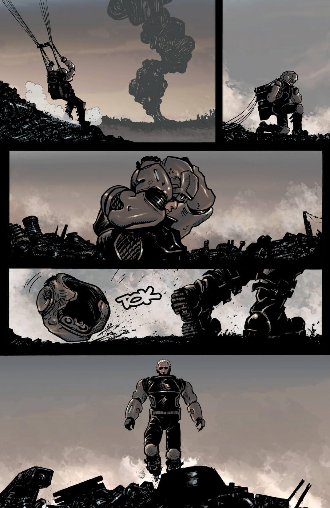 Planetoid Vol. 1