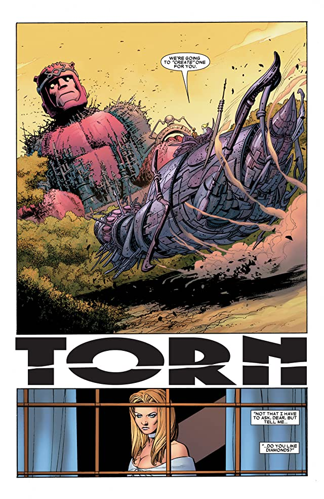Astonishing X-Men Vol. 3: Torn