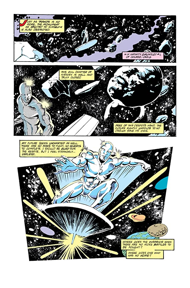 click for super-sized previews of Silver Surfer Vol. 3 #66