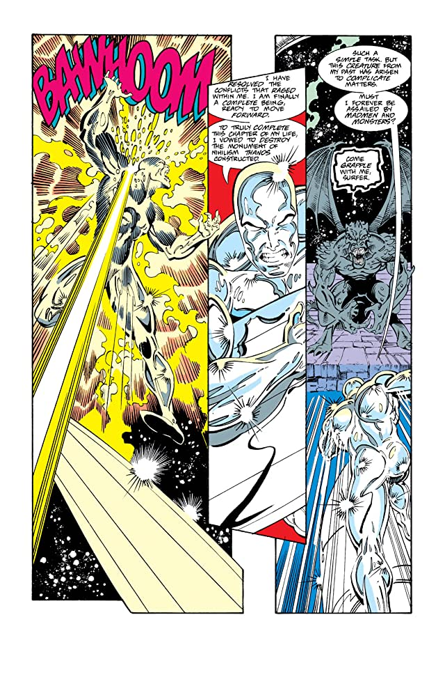 Silver Surfer (1987-1998) #65