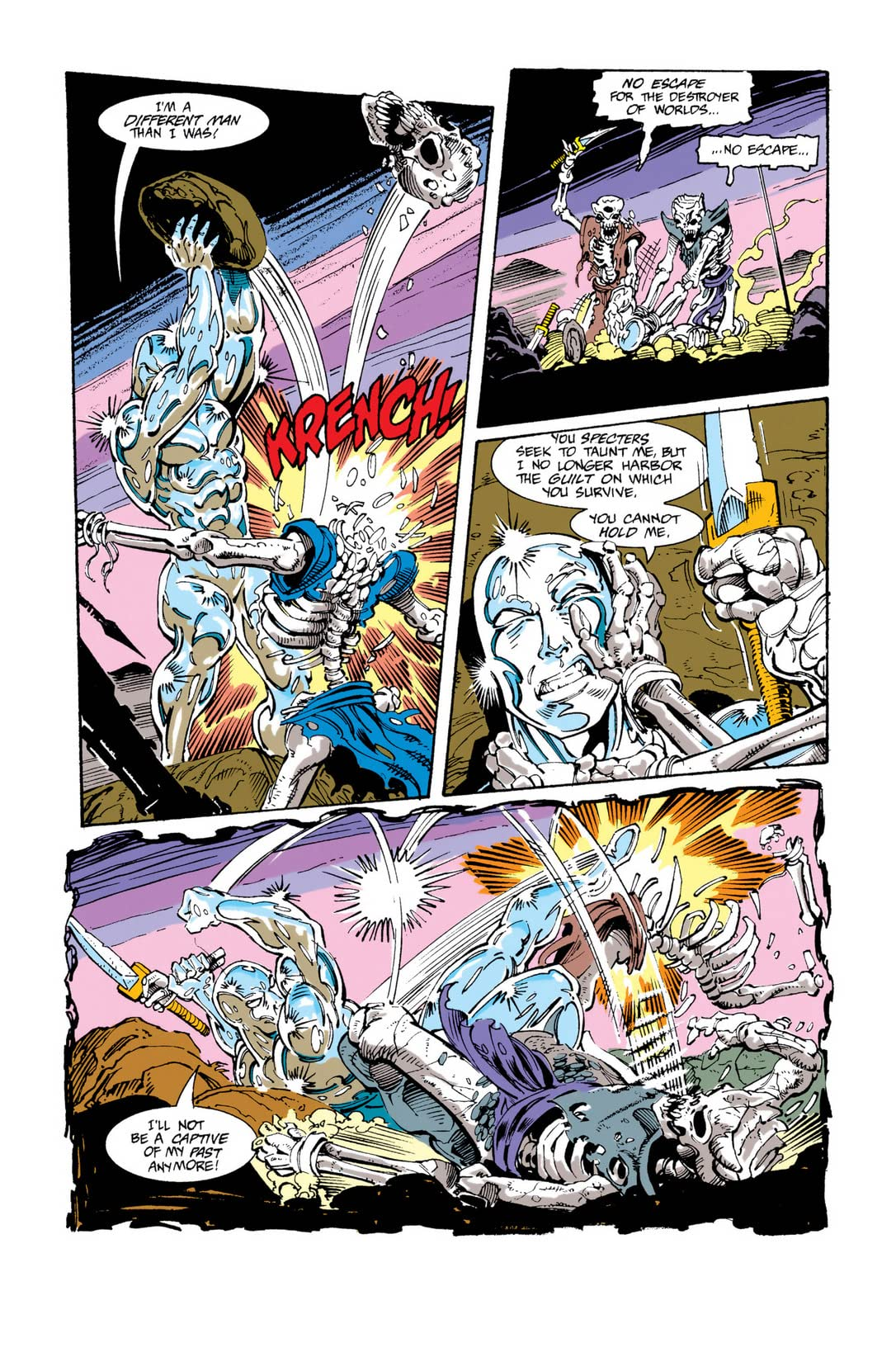 Silver Surfer (1987-1998) #63