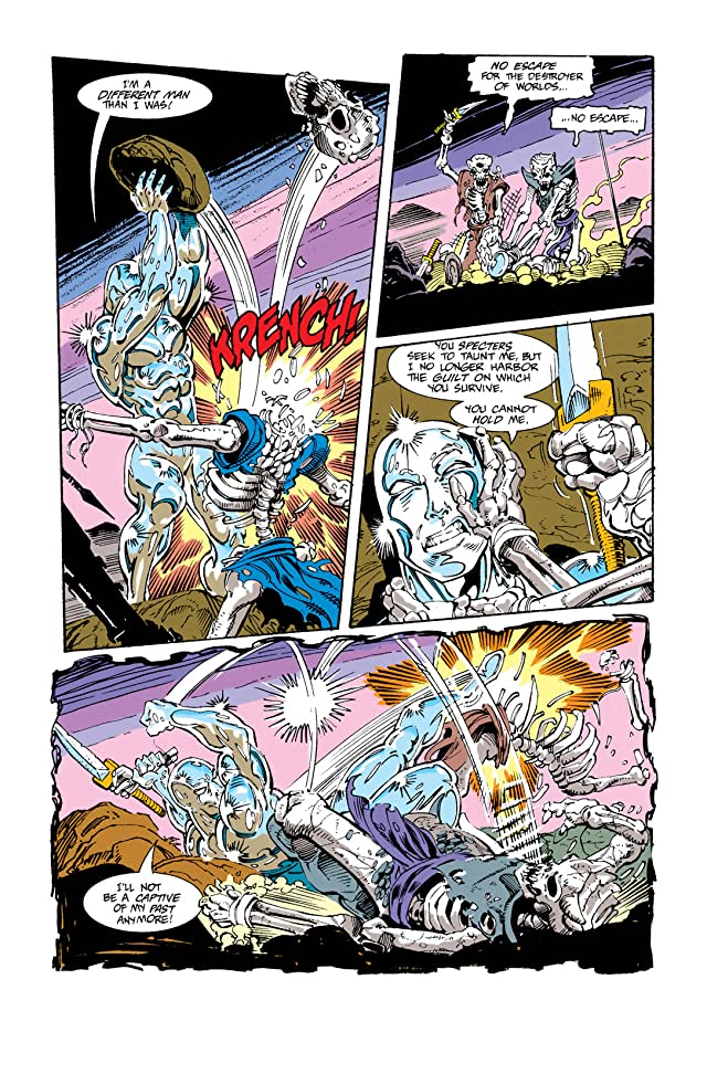 click for super-sized previews of Silver Surfer Vol. 3 #63