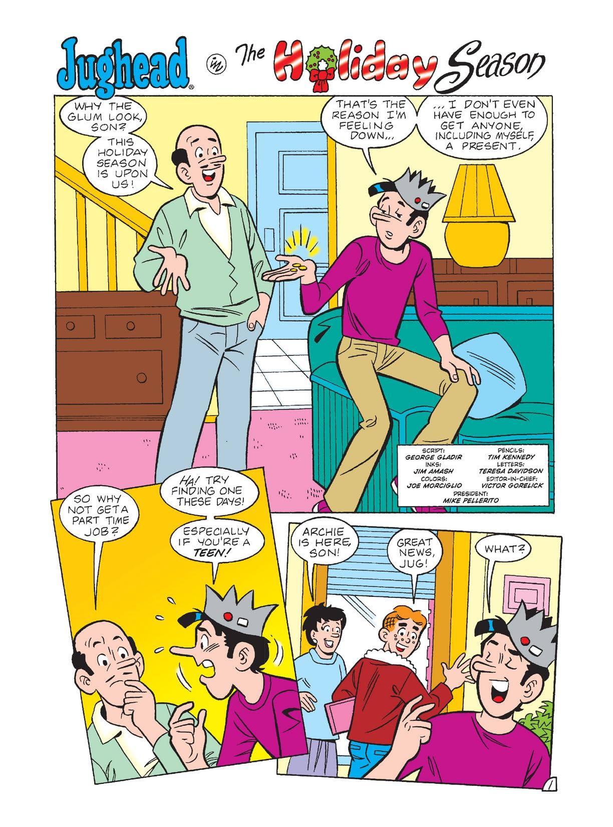 Jughead Double Digest #197