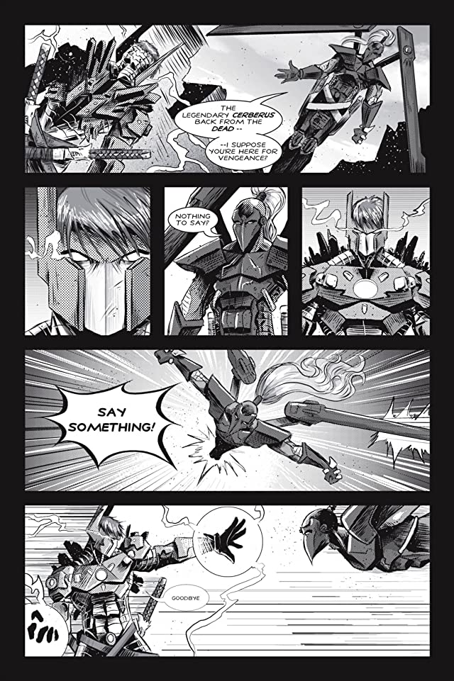 click for super-sized previews of Shadows of Oblivion #2