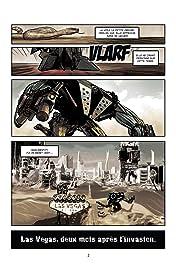 Chaos Team Vol. Zero: La vengeance du béret vert