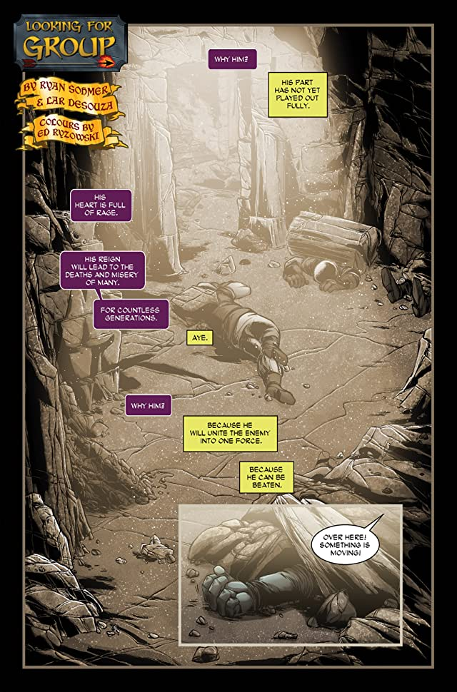 click for super-sized previews of Looking For Group #18