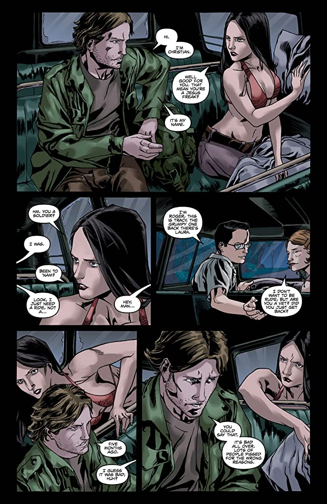 click for super-sized previews of Night of the Living Dead #1