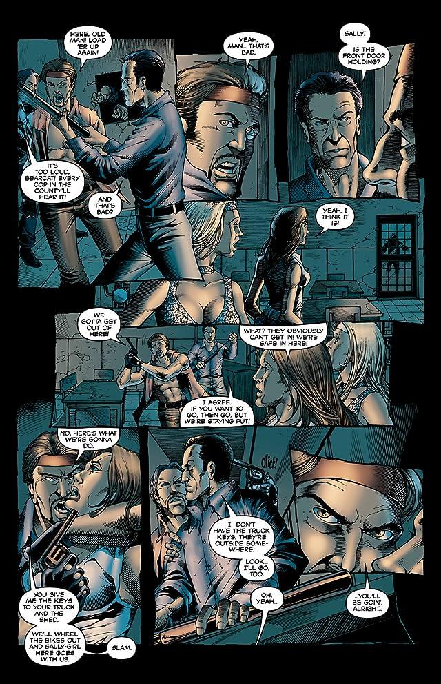 Escape of the Living Dead #3