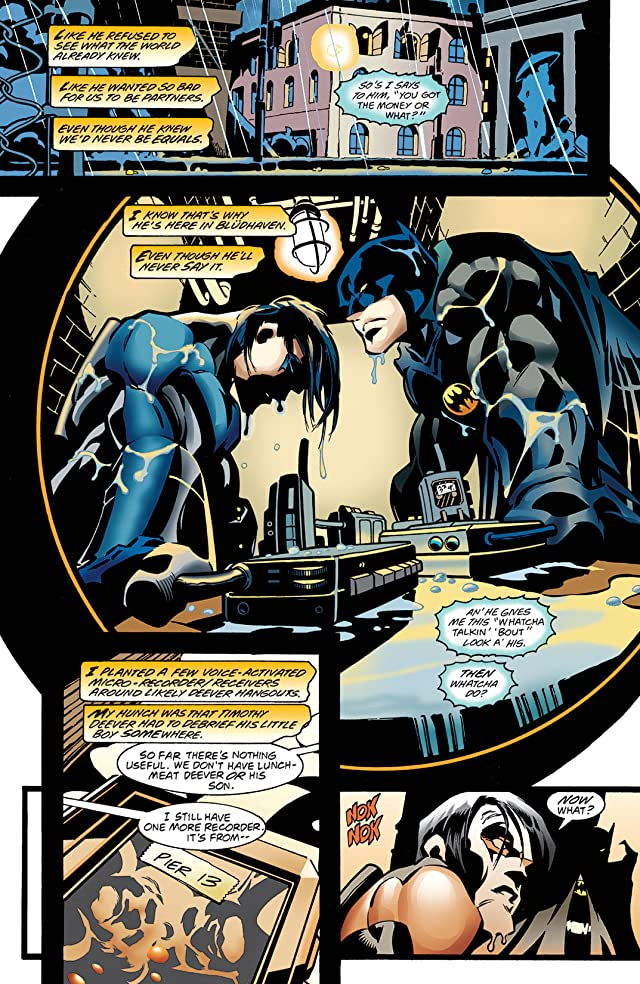 click for super-sized previews of Nightwing (1996-2009) #15