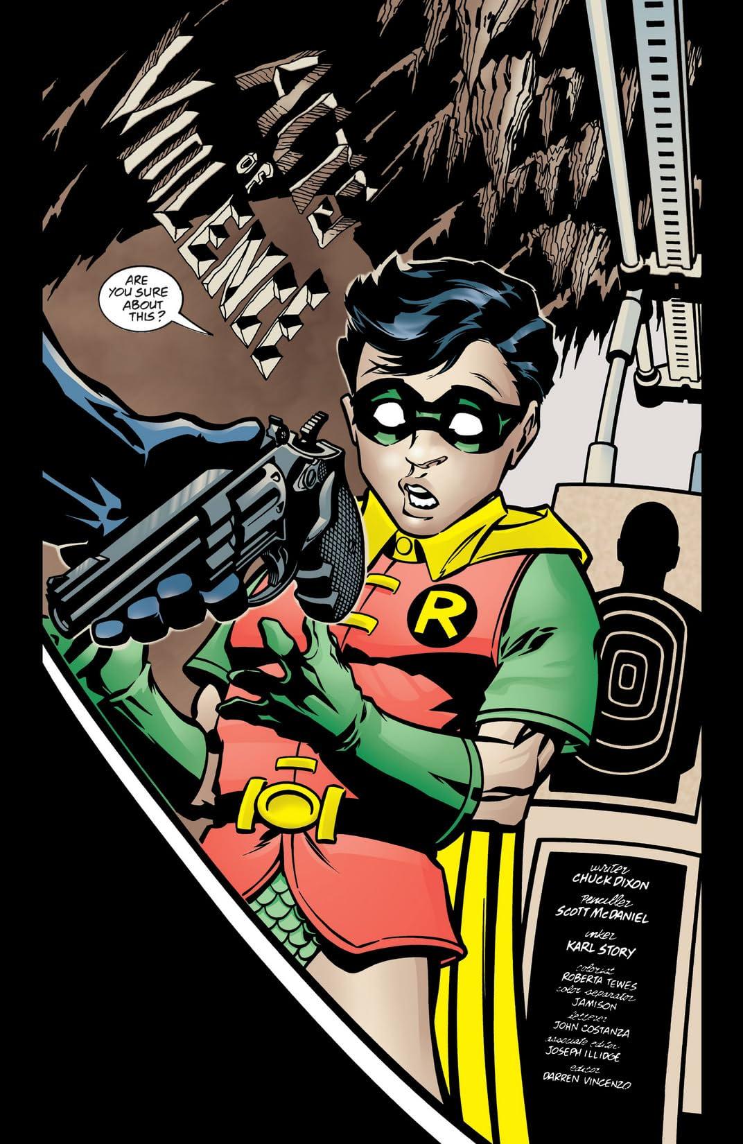 Nightwing (1996-2009) #33