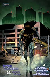 The Darkness: Accursed Vol. 6