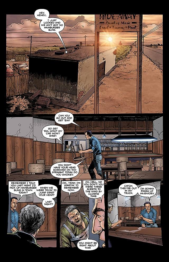 Escape of the Living Dead #2