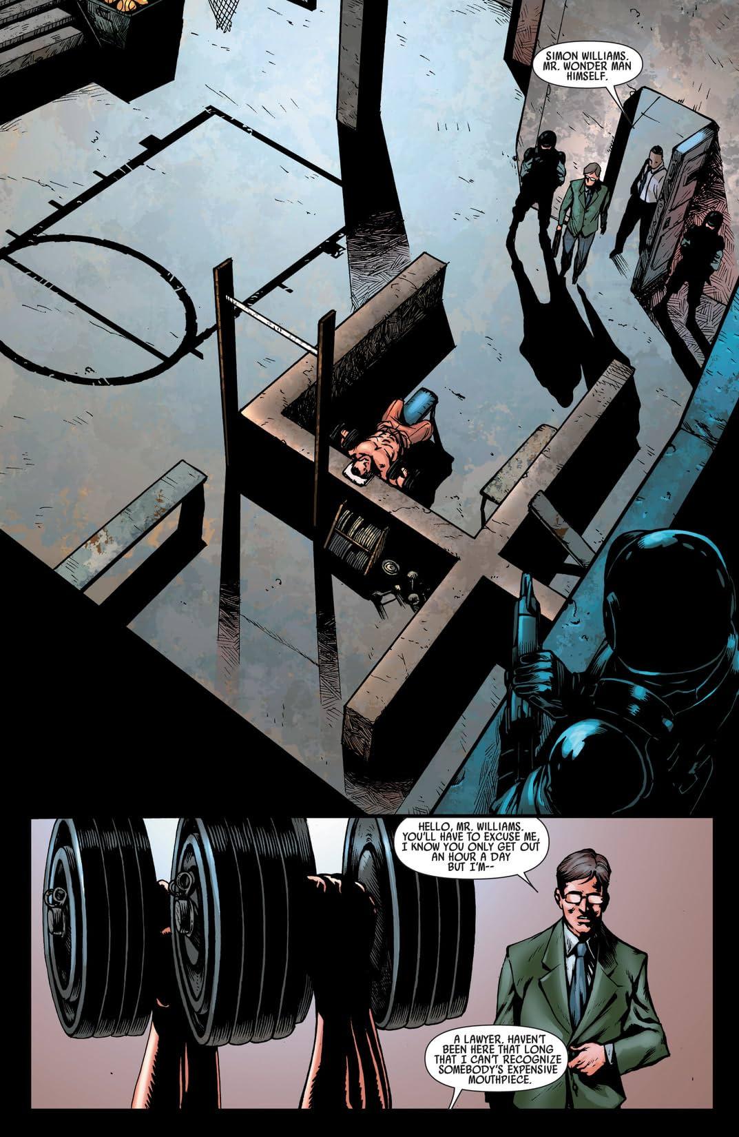 Dark Reign: Lethal Legion #2 (of 3)